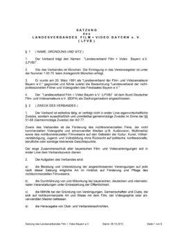 Microsoft Word - LFVB Satzung 2012 NEU.doc